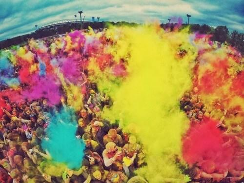 фото (ФЕСТИВАЛЬ ОТМЕНЕН) Тверь присоединится к всероссийскому фестивалю красок