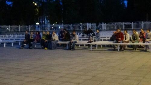 фото Клуб «Сеятель» устроил открытый кинопоказ в Городском саду