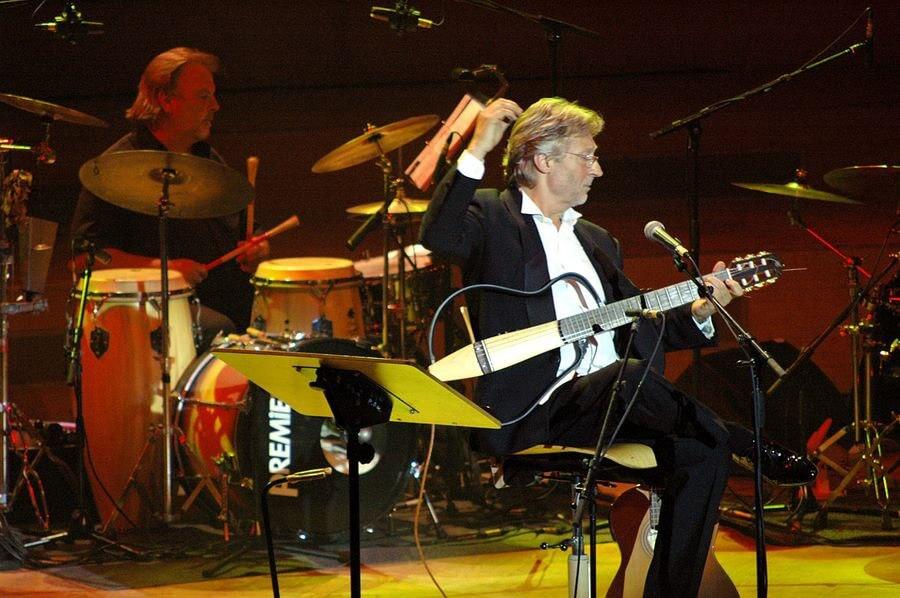 В Твери выступит бельгийский музыкант, гитарист-виртуоз Франсис Гойя