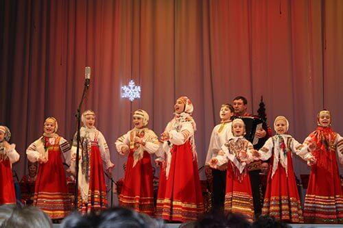 Тверская филармония приглашает на концерт Рязанского академического хора имени Е.Попова