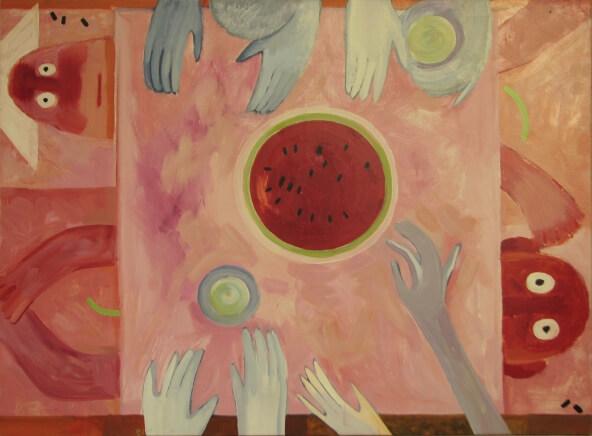 В Твери пройдет персональная юбилейная выставка тверской художницы Ирины Маховой