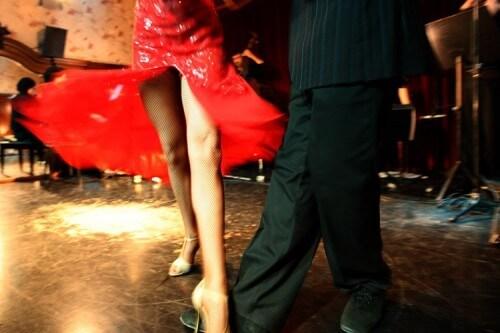 фото Новый сезон аргентинского танго в Твери