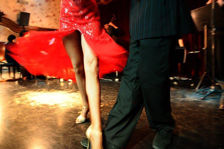 Новый сезон аргентинского танго в Твери