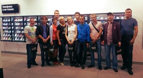 фото Tele2 наградила победителей радиопроекта «Города 3G»