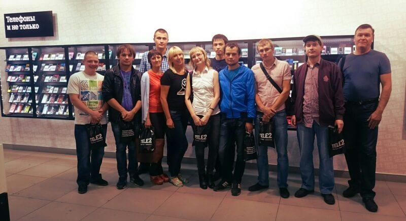 Tele2 наградила победителей радиопроекта «Города 3G»