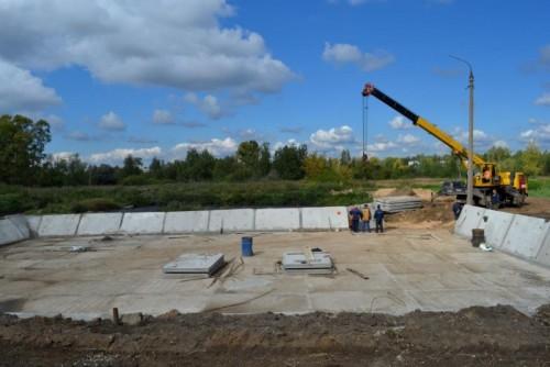 фото «Росводоканал Тверь» построил песковую площадку за 2 млн рублей