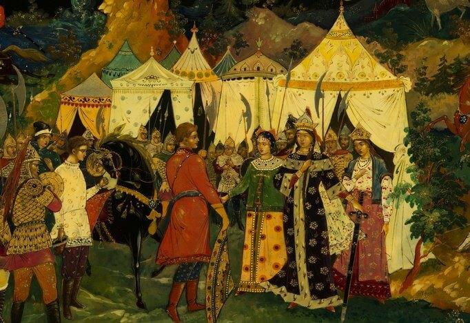 В Твери пройдет выставка произведений из фондов Всероссийского музея декоративно-прикладного и народного искусства