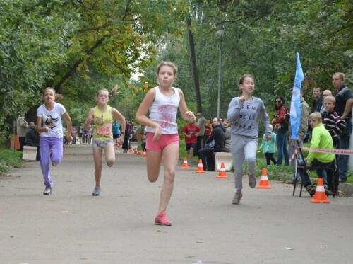 фото В Твери пройдут забеги для детей на сто метров — «На старт»