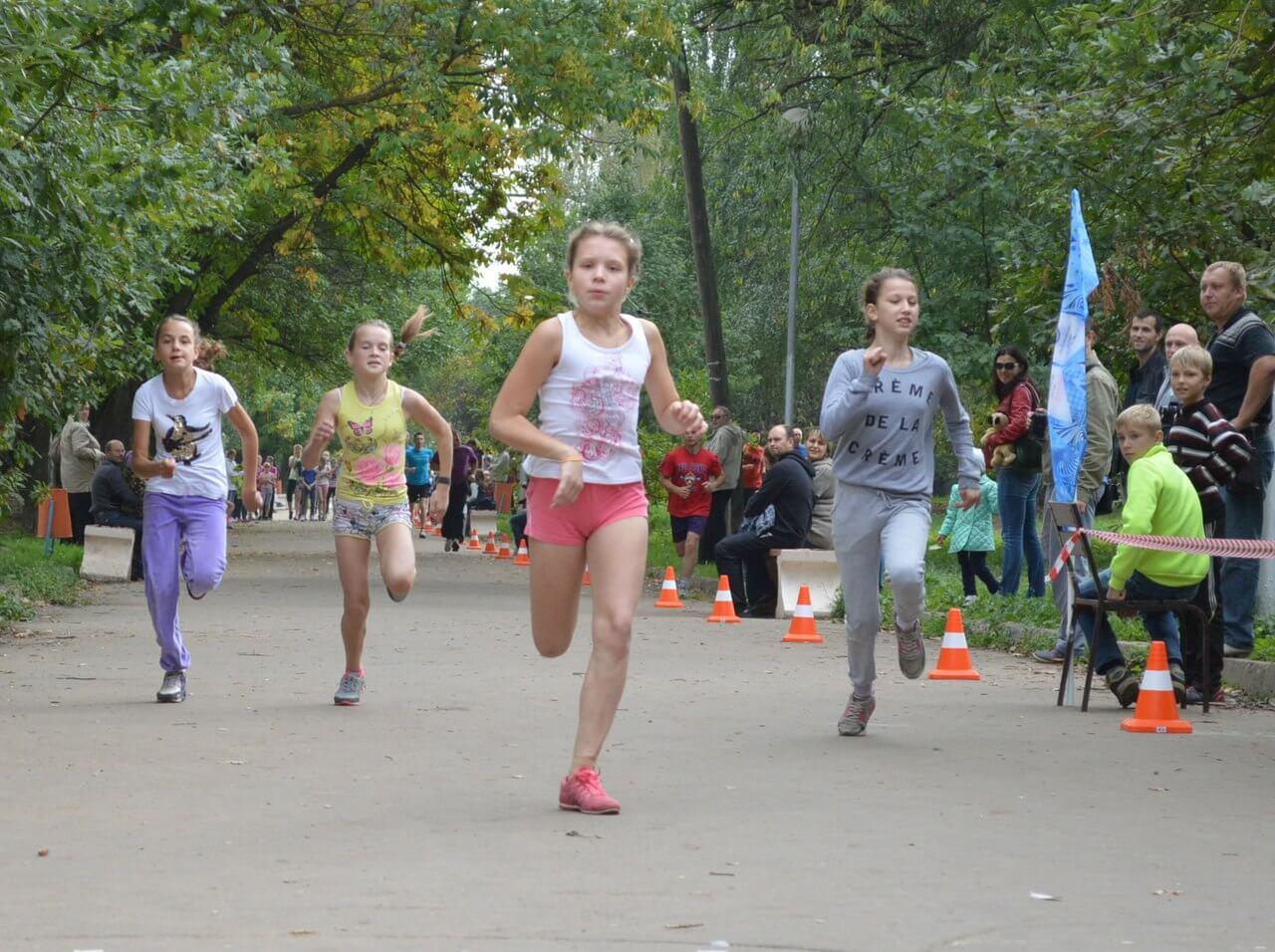 В Твери пройдут забеги для детей на сто метров — «На старт»