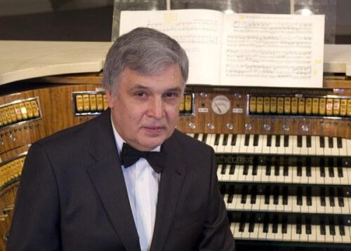 фото Тверская филармония приглашает на органный концерт Александра Фисейского