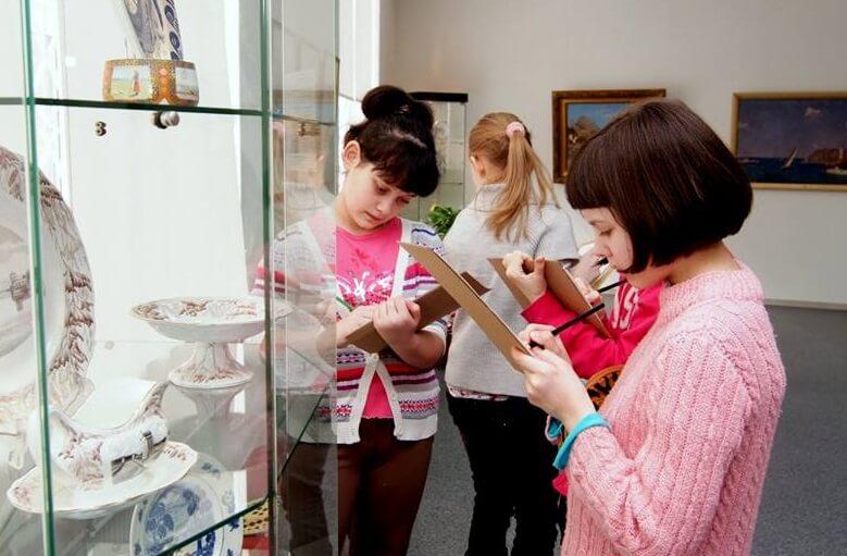 Тверская картинная галерея приглашает школьников принять участие в квест-игре