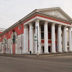 фото Тверской театр драмы приглашает на спектакли в марте