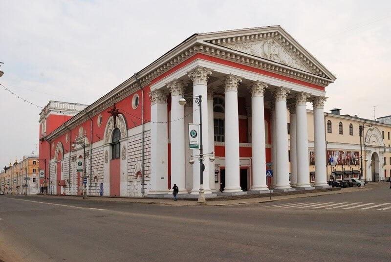 Тверской театр драмы приглашает на спектакли в марте