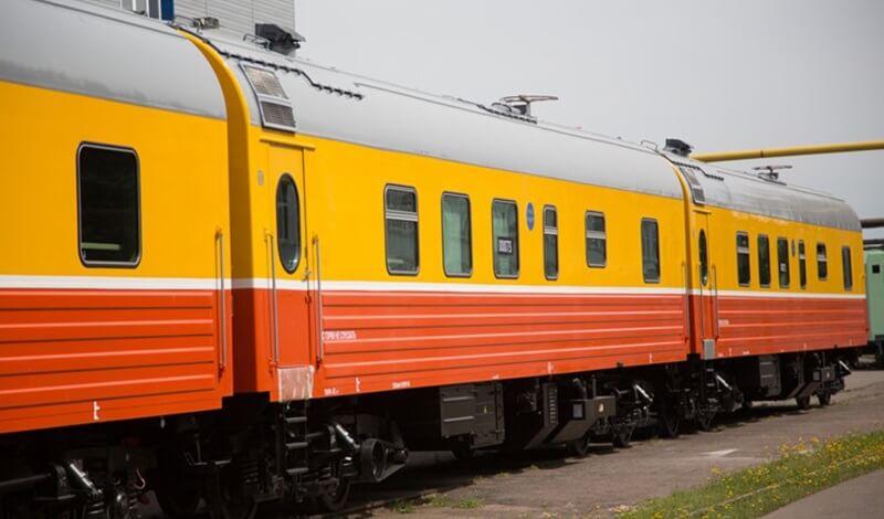 ТВЗ выполнил контракт на поставку вагонов сопровождения