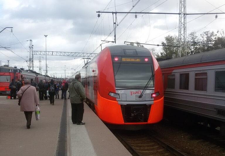 Пассажиропоток между Москвой и Тверью вырос на четверть после запуска скоростных экспрессов «Ласточка»