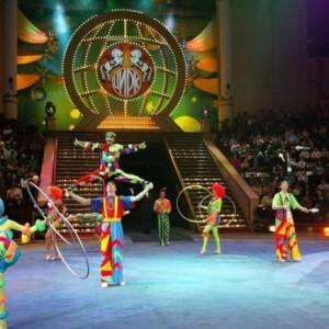"""фото В Твери пройдет областной фестиваль любительских цирковых коллективов """"Праздник нашего детства"""""""
