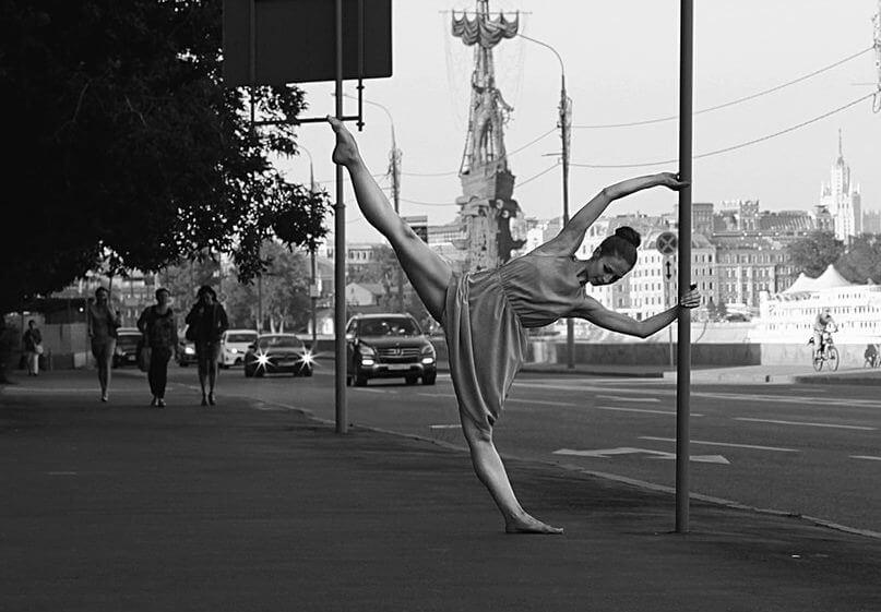 В Твери пройдет мастер-класс по Contemporary Dance