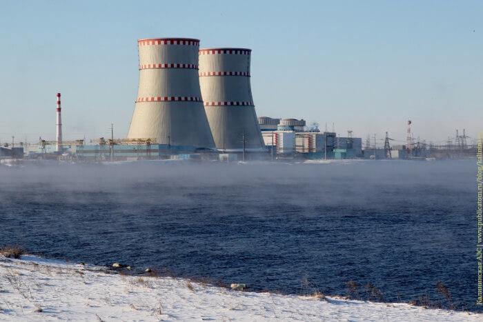 Один из энергоблоков КАЭС остановлен на ремонт