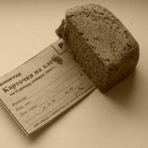 фото Тверской проект «Блокадный хлеб Ленинграда» представят на международном форуме в Петербурге