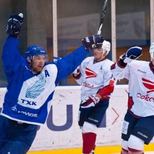 фото Антон Соколов сыграл 600-й официальный матч за ТХК