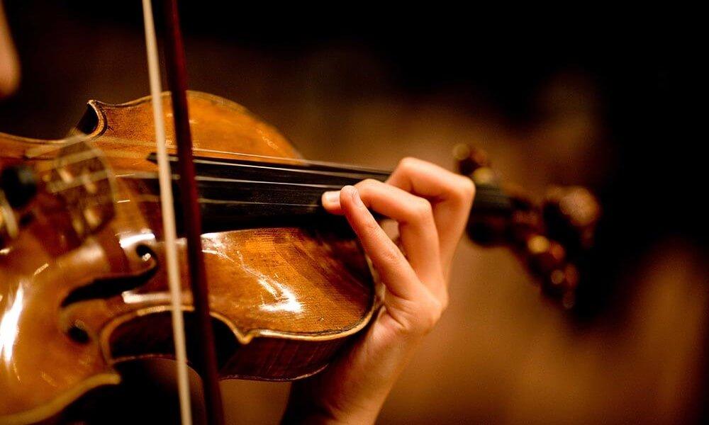 """Тверичей приглашают на концерт """"Скрипка, альт и оркестр"""""""