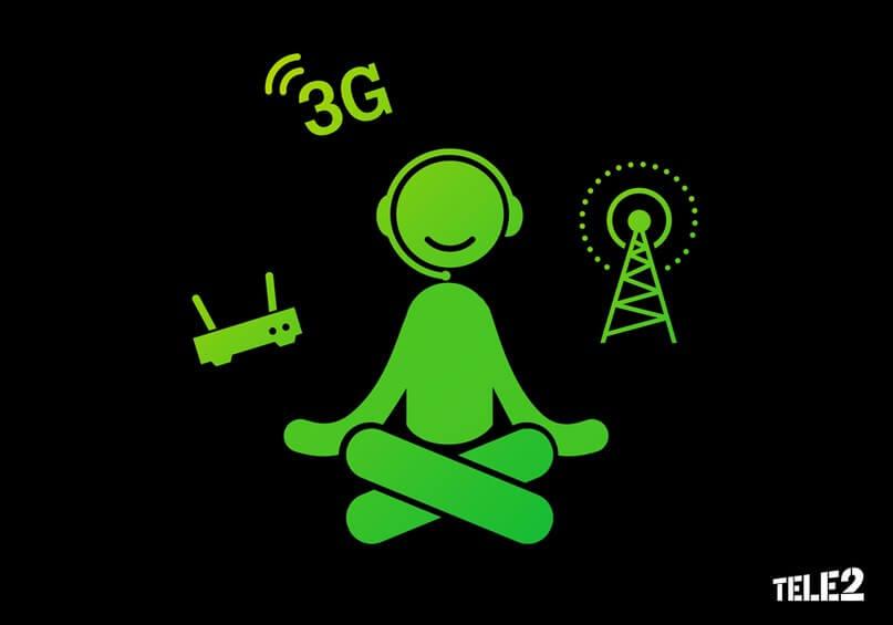Tele2 охватила скоростным мобильным интернетом 60 регионов России