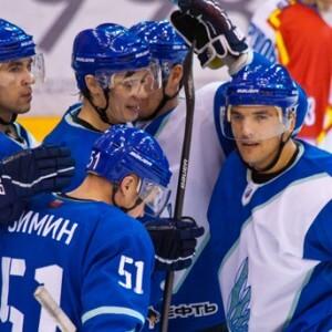 фото ТХК подвел итоги первого круга регулярного чемпионата ВХЛ