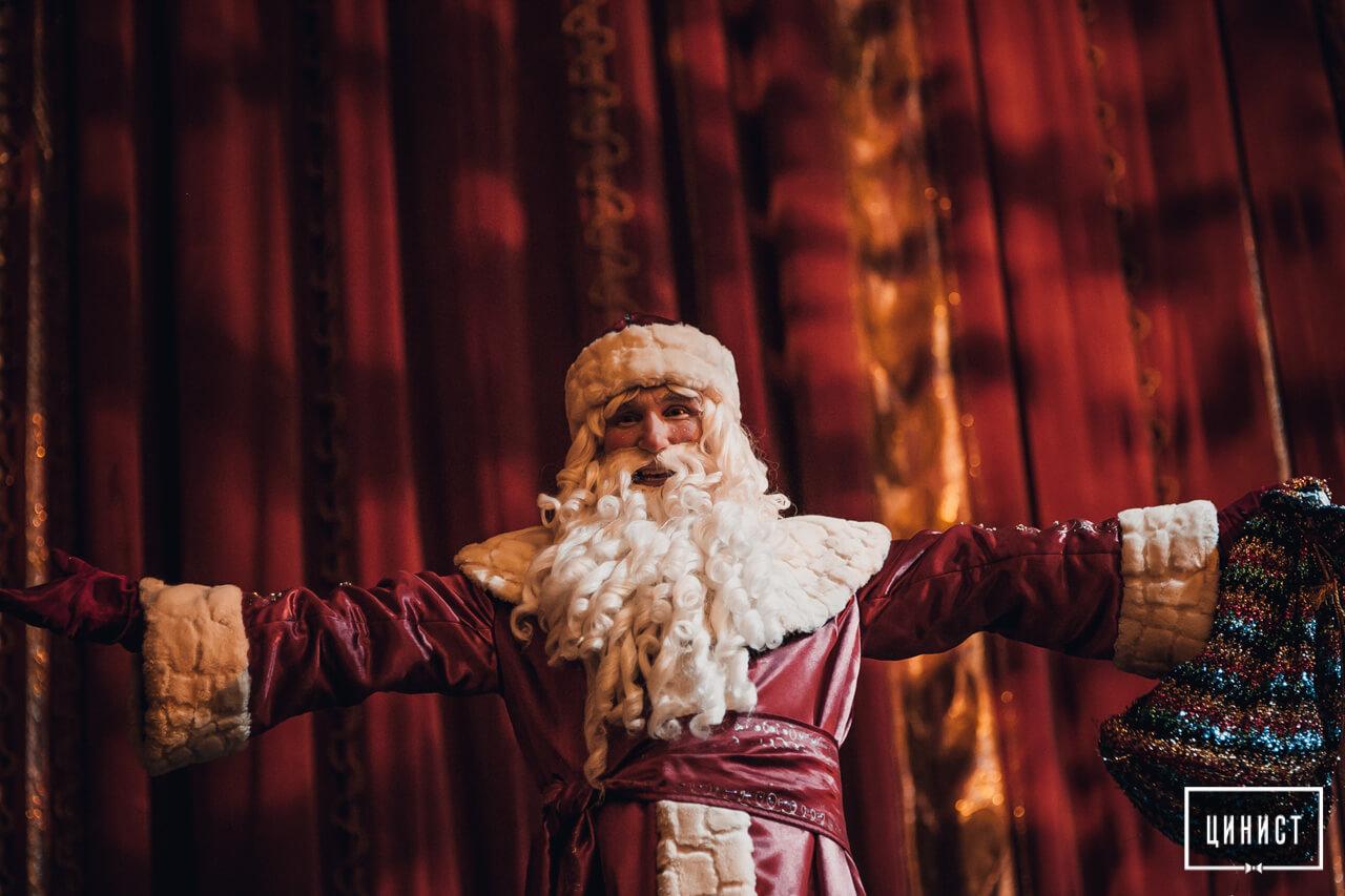 В декабре Тверской театр драмы подготовил для гостей насыщенную театральную программу