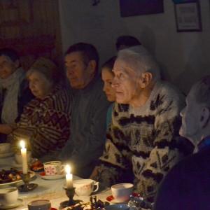 """фото В Лихославле активисты МОО """"Добродетель"""" организовали празднование Дня матери для жильцов Жереховского дома-интерната"""