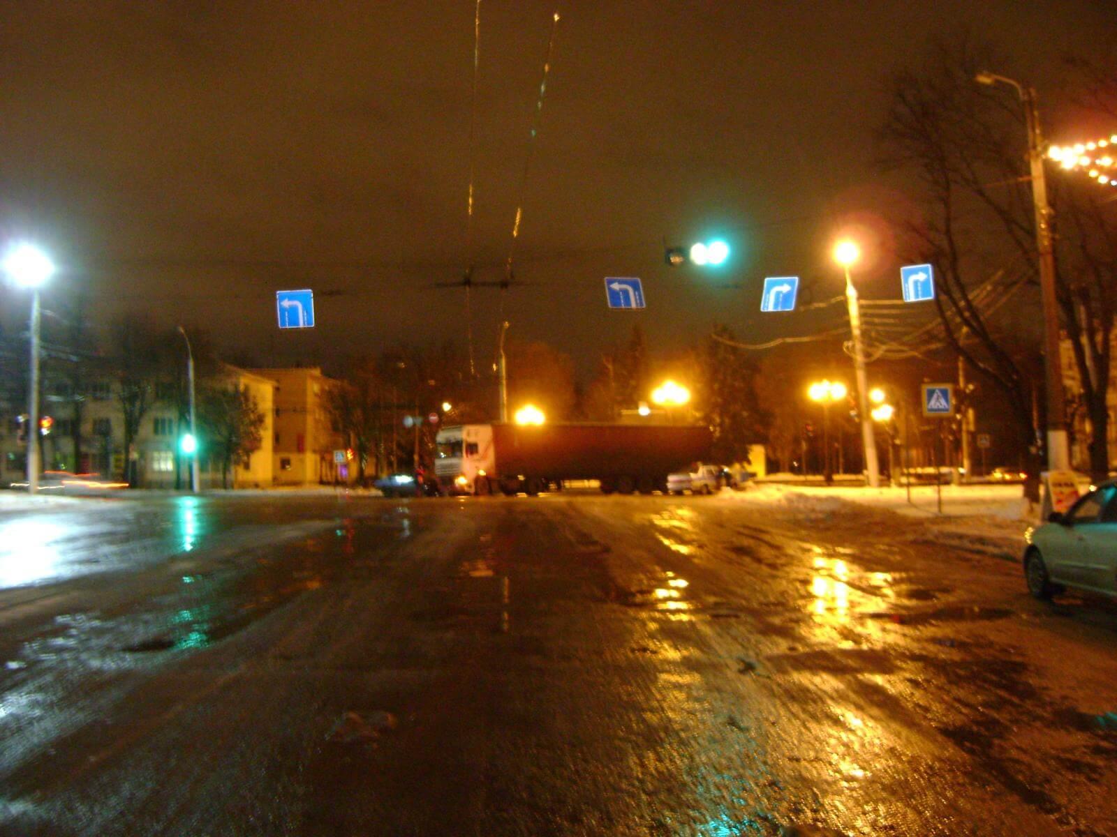 Аварийность за 2 декабря на территории Тверской области