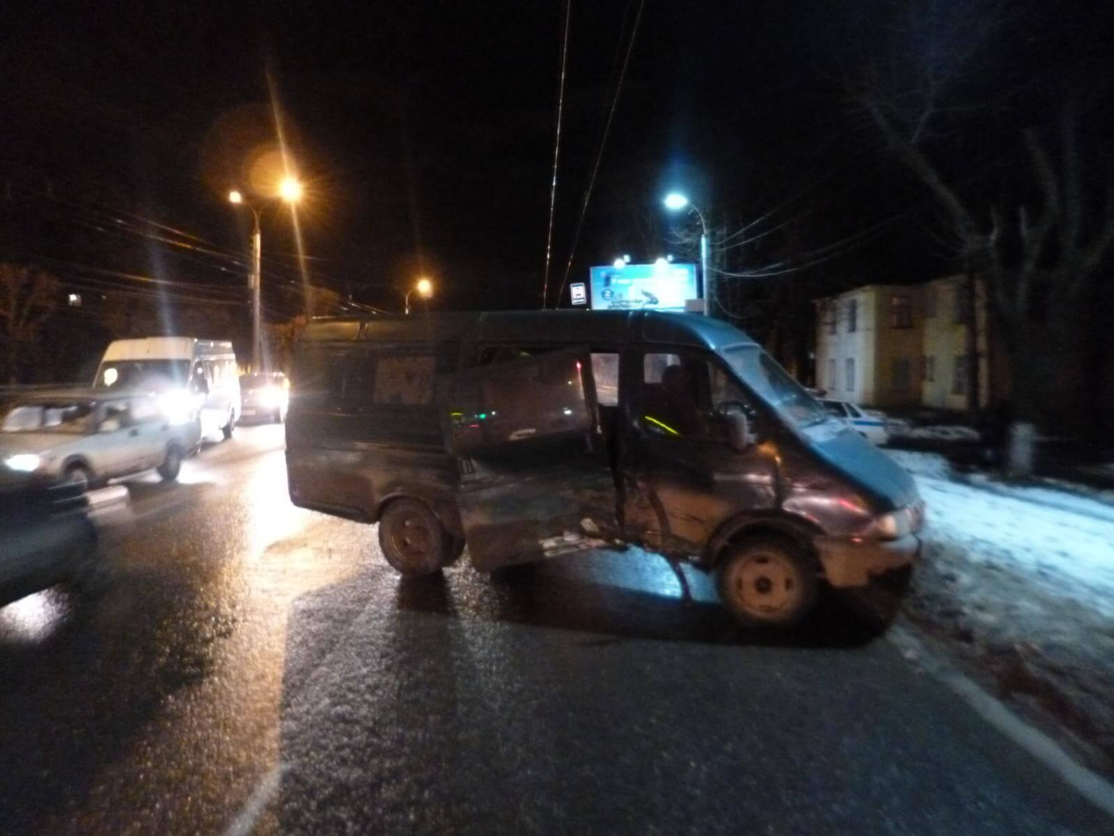 Аварийность за период с 4 по 6 декабря на территории Тверской области