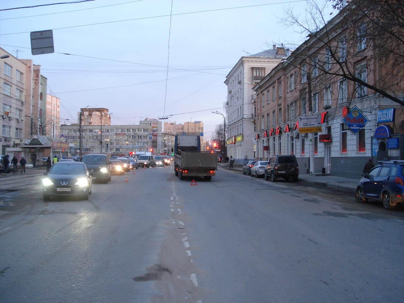 Аварийность за 9 декабря на территории Тверской области