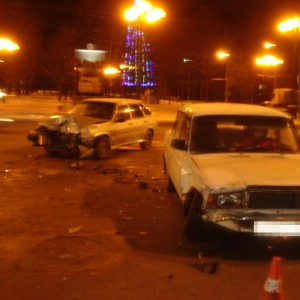 фото Аварийность за 17 декабря на территории Тверской области