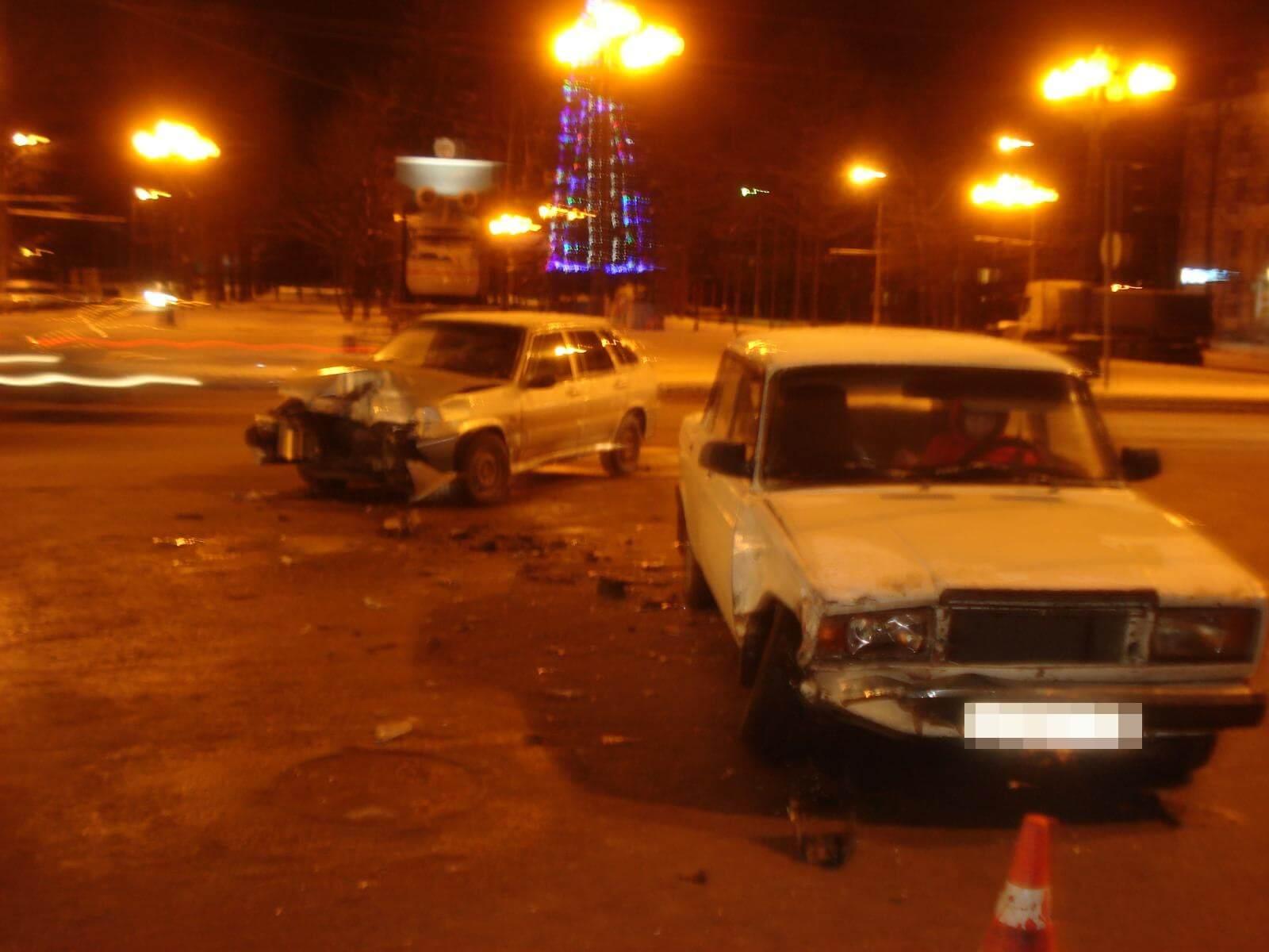 Аварийность за 17 декабря на территории Тверской области