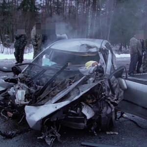 фото Аварийность за период с 18 по 20 декабря на территории Тверской области