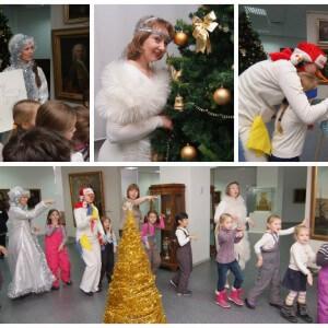 фото Тверская картинная галерея приглашает принять участие в новогодних мероприятиях