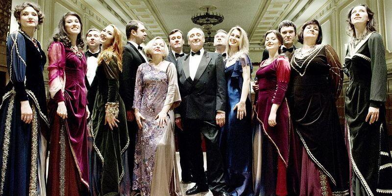 Тверская филармония приглашает на концерт Московского хорового театра Бориса Певзнера