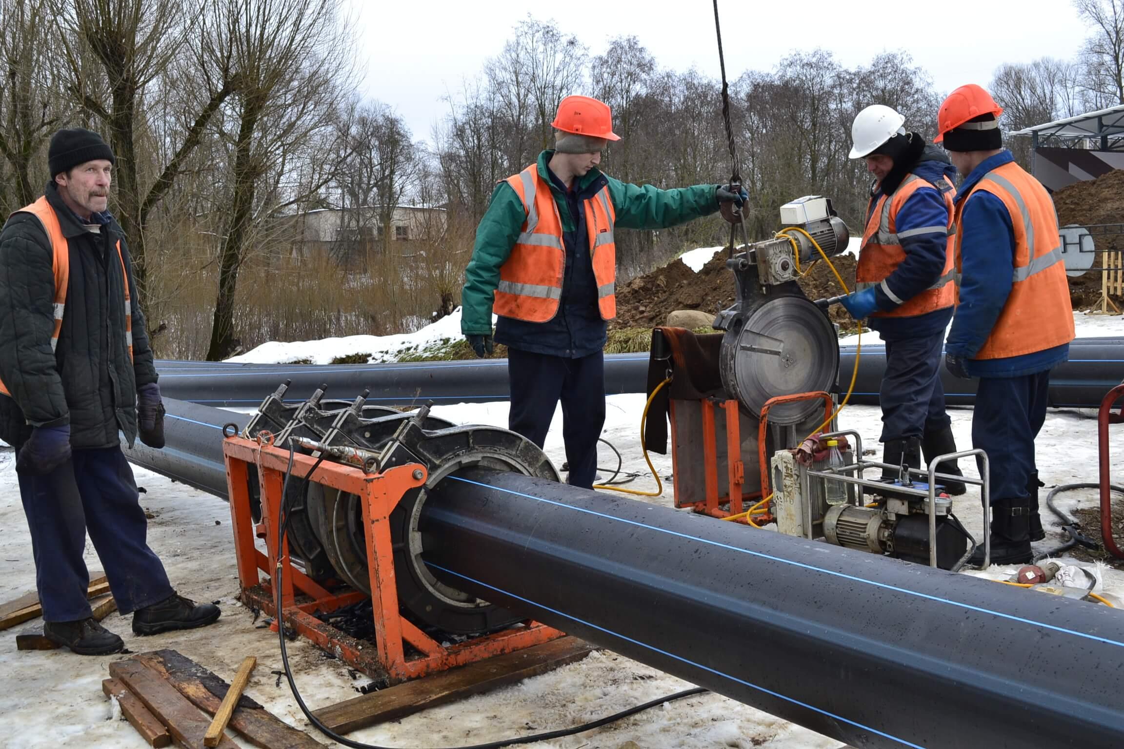 ТверьВодоканал до конца года планирует обновить 2 650 м канализационных сетей