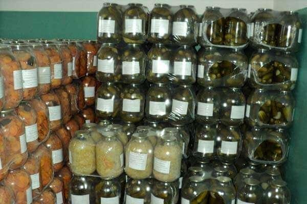 В ИК-9 УФСИН России по Тверской области налажен выпуск консервированных овощей