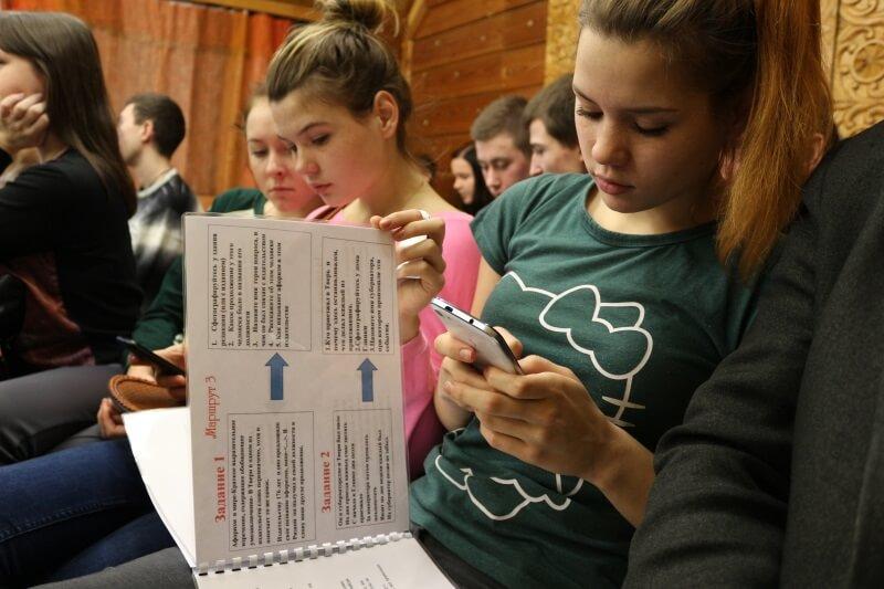 Избирательная комиссия Тверской области провела для студентов квест-игру «Истории одной губернии»