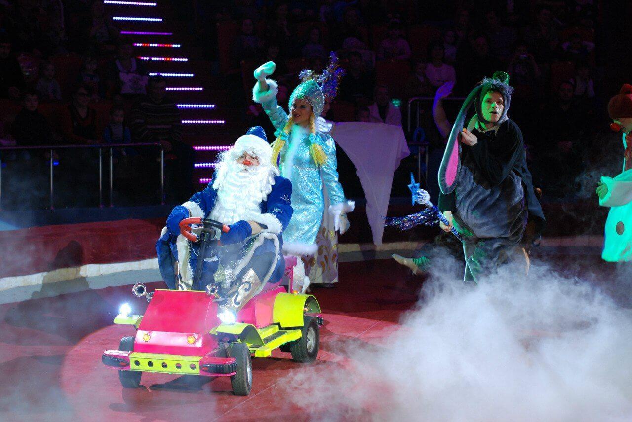 В Твери пройдет новогодняя программа московского цирка зверей под руководством Юлии Филатовой
