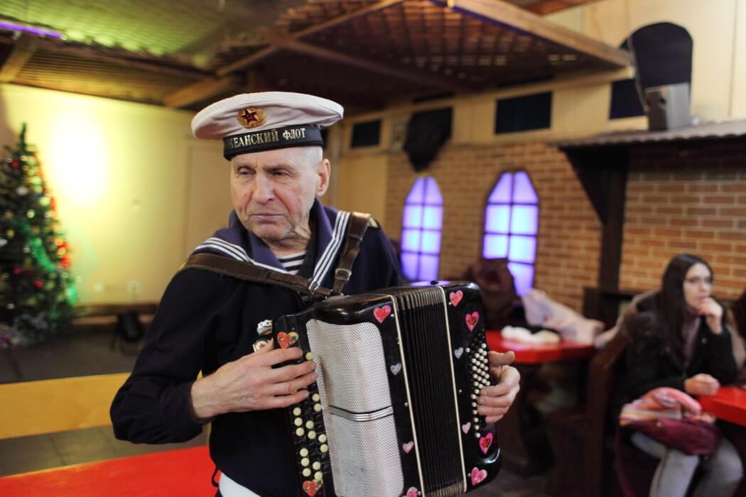 В Твери прошел вечер военных песен, посвященный дню освобождения Калинина