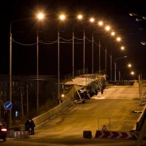 фото Реконструкция путепровода в Торжке продолжается в штатном режиме