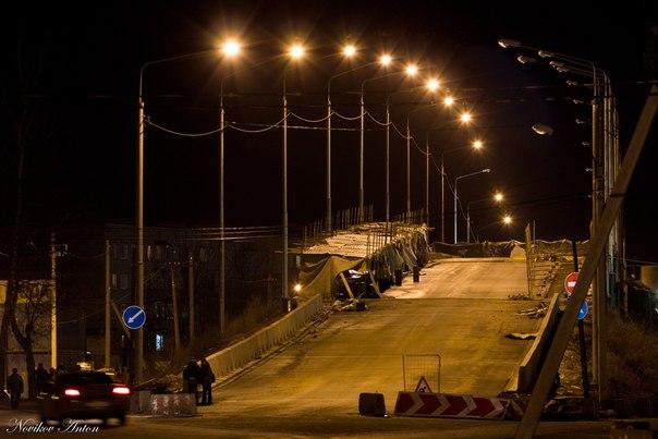 Реконструкция путепровода в Торжке продолжается в штатном режиме