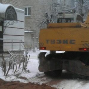 фото МЧС: ремонтно-восстановительные работы на теплотрассе в Кимрах завершены