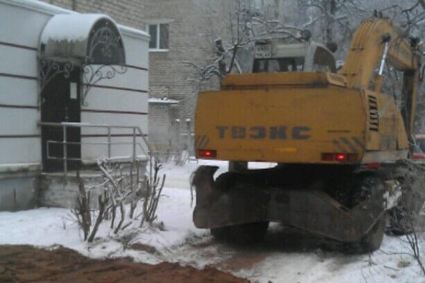 Из-за аварии на теплотрассе в Кимрах на морозе остались 582 человека, 173 из которых - дети