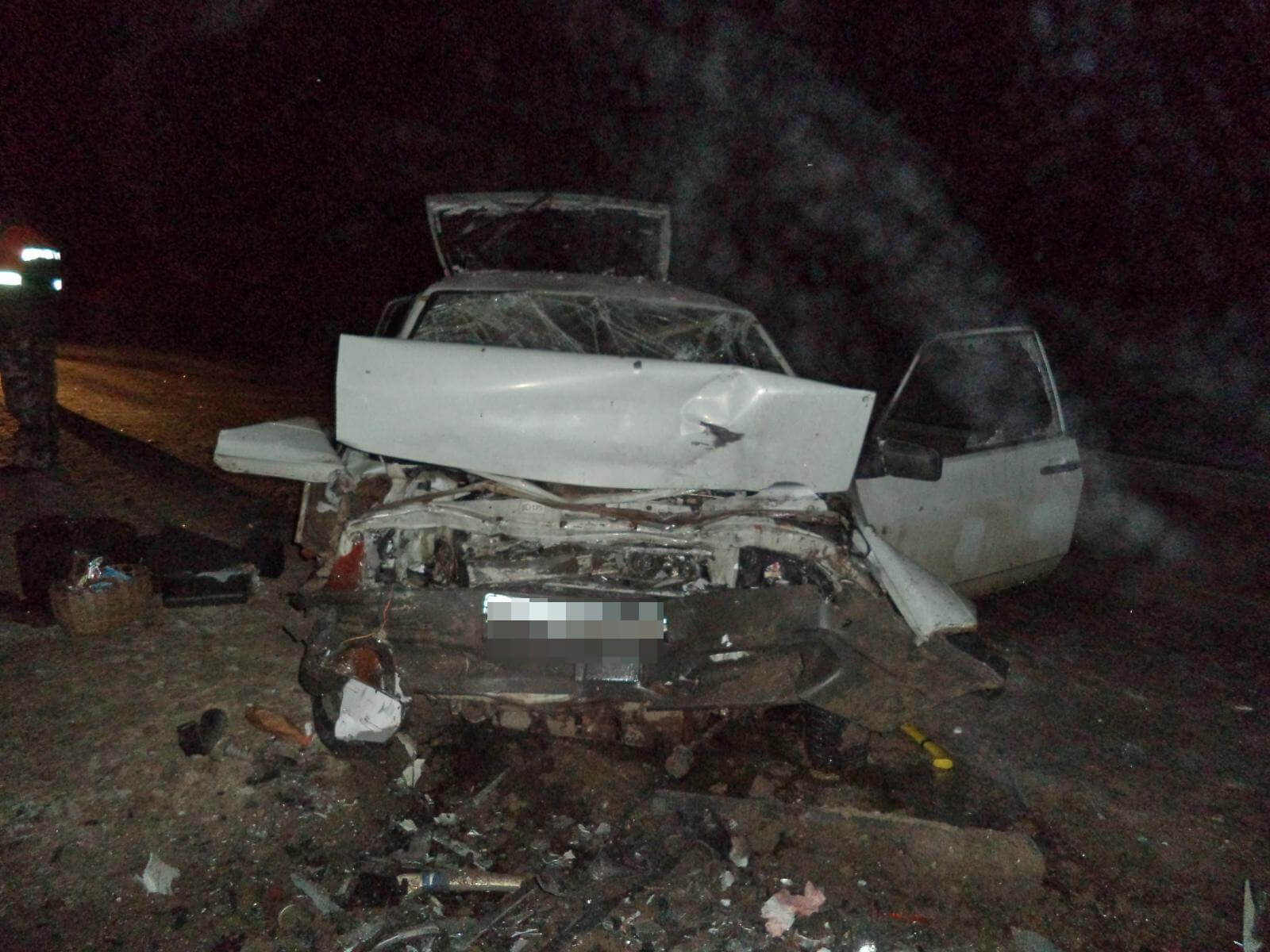 За два дня на территории области в ДТП погибли 4 человека и более 20 человек получили различные травмы
