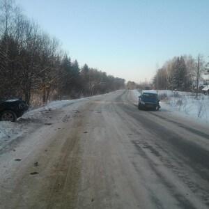 фото За 3 дня на дорогах Тверской области 1 человек погиб и 9 получили травмы