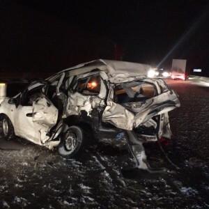 фото 12 января в ДТП на дорогах Тверской области 2 человека погибли и 6 человек получили различные травмы