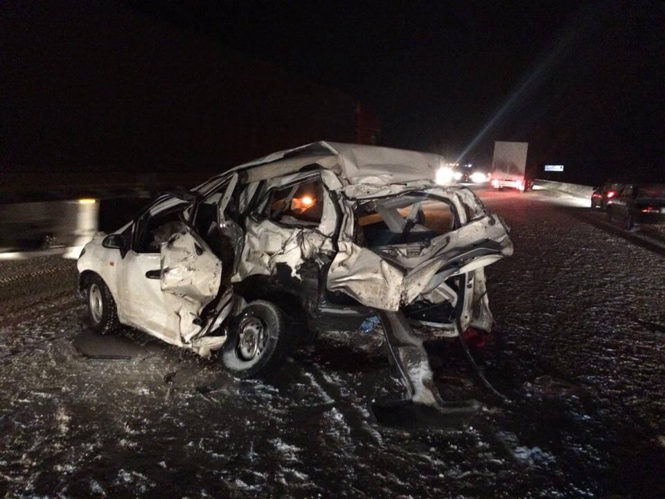 12 января в ДТП на дорогах Тверской области 2 человека погибли и 6 человек получили различные травмы
